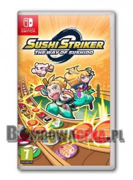 Sushi Striker: The Way of Sushido [Switch] NOWA