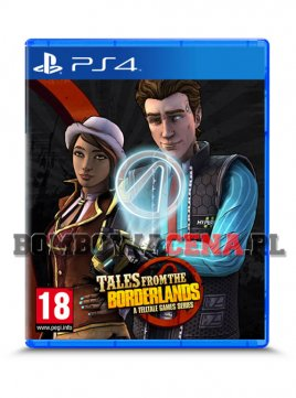 Tales from the Borderlands: A Telltale Games Series [PS4]