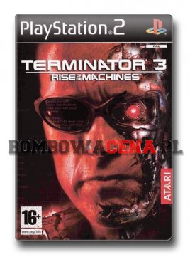 Terminator 3: Rise of the Machines [PS2] (błąd)