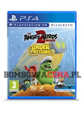 The Angry Birds Movie 2: Under Pressure VR [PS4] NOWA