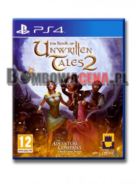 The Book of Unwritten Tales 2 [PS4]