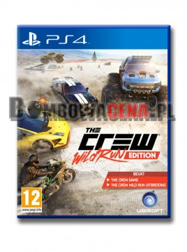 The Crew: Wild Run [PS4] PL
