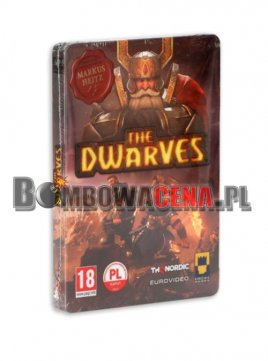 The Dwarves [PC] PL, Steelbook, NOWA