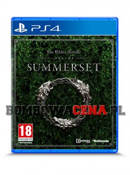 The Elder Scrolls Online: Summerset [PS4]