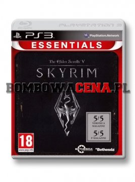 The Elder Scrolls V: Skyrim [PS3] GER, FRA, Essentials