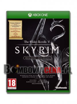 The Elder Scrolls V: Skyrim Special Edition [XBOX ONE] PL