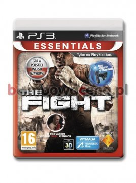 The Fight: Lights Out [PS3] PL, Essentials
