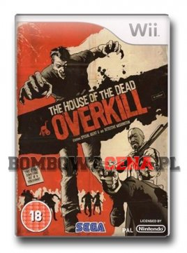 The House of the Dead: Overkill [Wii]