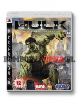 The Incredible Hulk (2008) [PS3]