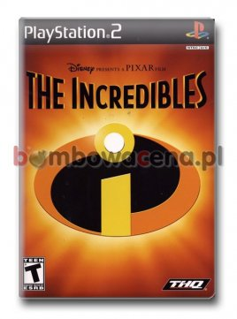 The Incredibles [PS2] NTSC USA