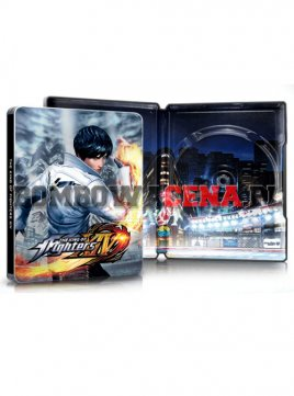 The King of Fighters XIV [PS4] Steelbook