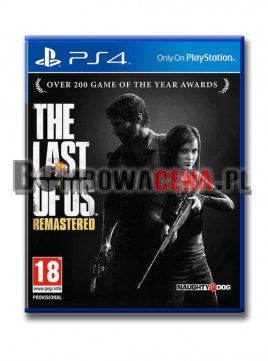 The Last of Us: Remastered [PS4] PL