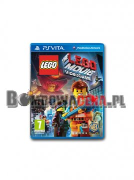 The LEGO Movie Videogame [PS Vita] PL, NOWA