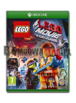 The LEGO Movie Videogame [XBOX ONE] PL, NOWA