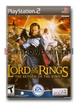 The Lord of the Rings: The Return of the King [PS2] (błąd)