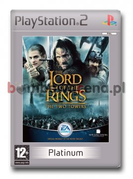 The Lord of the Rings: The Two Towers [PS2] Platinum (błąd)