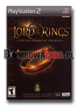 The Lord of the Rings: The Fellowship of the Ring [PS2]