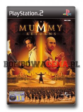 The Mummy Returns [PS2]