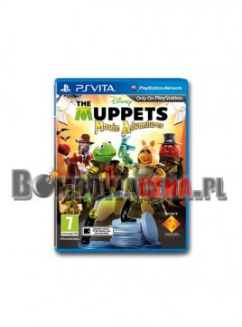 The Muppets Movie Adventures [PS Vita] NOWA