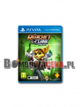 The Ratchet & Clank Trilogy [PS Vita] NOWA