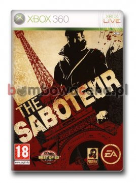 The Saboteur [XBOX 360] PL