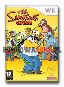 The Simpsons Game [Wii]