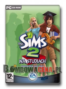 The Sims 2: Na Studiach [PC] PL, dodatek