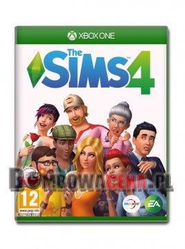 The Sims 4 [XBOX ONE] PL, NOWA
