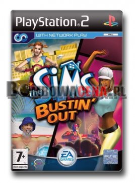 The Sims: Bustin' Out [PS2]