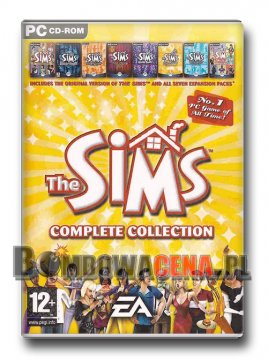 The Sims Expansion Packs: The Complete Collection of [PC] dodatki