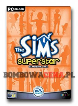 The Sims: Superstar [PC] dodatek