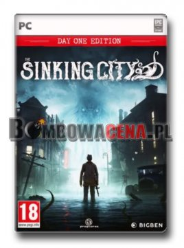 The Sinking City [PC] PL, Day One Edition, NOWA