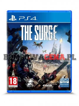The Surge [PS4] PL, NOWA