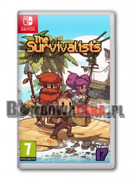 The Survivalists [Switch] PL, NOWA