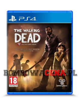 The Walking Dead: A Telltale Games Series - Season One [PS4] unikat