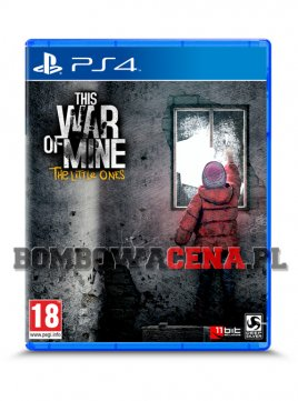 This War of Mine: The Little Ones [PS4] PL