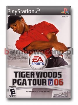 Tiger Woods PGA Tour 06 [PS2] NTSC USA