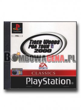 Tiger Woods PGA Tour 2000 [PSX] Classics
