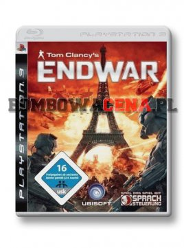 Tom Clancy\'s EndWar [PS3] PL