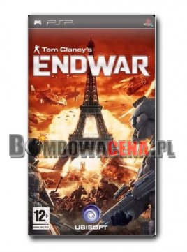 Tom Clancy's EndWar [PSP]
