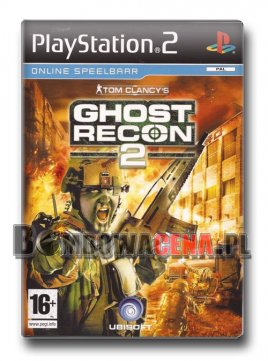 Tom Clancy's Ghost Recon 2 [PS2]
