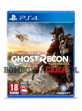 Tom Clancy's Ghost Recon: Wildlands [PS4] PL