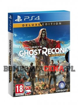 Tom Clancy's Ghost Recon: Wildlands [PS4] PL, Deluxe Edition