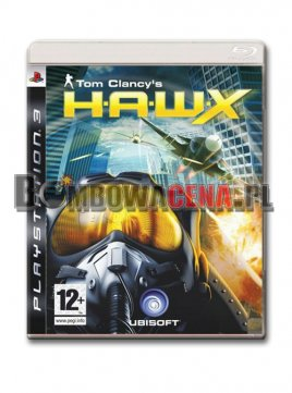 Tom Clancy's H.A.W.X. [PS3] PL