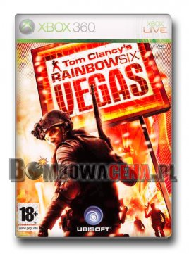 Tom Clancy's Rainbow Six Vegas [XBOX 360][XBOX ONE]