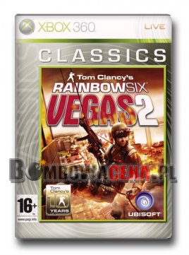 Tom Clancy's Rainbow Six Vegas 2 [XBOX 360][XBOX ONE] Classics