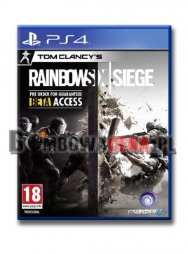 Tom Clancy's Rainbow Six: Siege [PS4] PL
