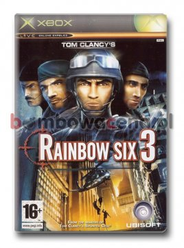Tom Clancy\'s Rainbow Six 3 [Xbox]