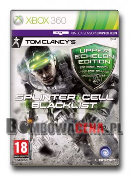 Tom Clancy's Splinter Cell: Blacklist [XBOX 360] PL