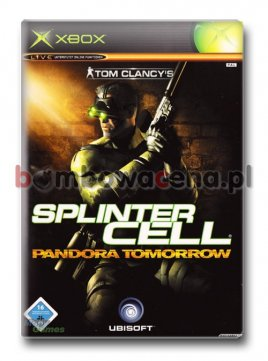 Tom Clancy\'s Splinter Cell: Pandora Tomorrow [Xbox] (błąd)